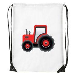 Tornazsák Ovis jellel - Traktor mintával