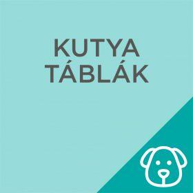 Kutya táblák