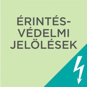 Érintésvédelmi jelölések
